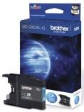 Blekk Brother LC1280XLC blå 1200s.