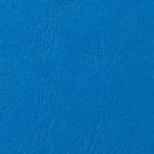 Omslag GBC A4 blå lærstr. (100) CE040020