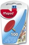 Tegnestift MAPED 10mm ass frg (100) 3100114