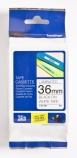 Tape Brother TZE261 sort/hvit 36mmx8m