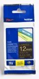 Tape Brother TZE334 gull/sort 12mmx8m
