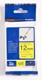Tape Brother TZEFX631 sort/gul ID 12mmx8m