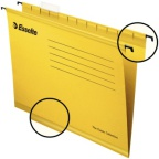 Hengemappe Pendaflex Standard gul 90314 A4