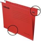 Hengemappe Pendaflex Standard rød 90316 A4