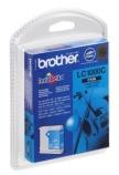 Blekk Brother LC1000C blå 400s.