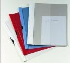 Klemmappe Durable A4 blå 2006-06