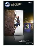 Fotopapir HP Q8691A 10x15 glanset (25) 250gr.