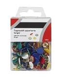 Tegnestift assorterte farger (100) 7397997