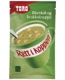 Suppe blomkål/brokkoli Toro (12) rett i koppen (org.nr.1480953)