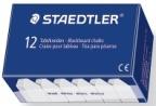 Kritt Staedtler hvitt (12) 2350