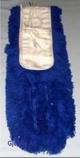 Mopp 100cm syntetisk blå