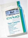 Dymo tape D2 61213 blå for Dymo 6000