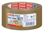 Emballasjetape 50x66 brun Tesa Ultra pvc 65my 57177-00000-11