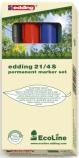 Merkepenn EDDING 21 assorterte (4)