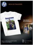 Fotopapir HP C6050A A4 t-shirt trykk (12) 170gr.