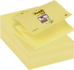 Post-it Z-notes Super S. gul 76x127 70005197838