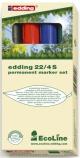 Merkepenn EDDING 22 assorterte (4)