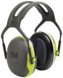 Øreklokke 3M SNR 33db gul/grønn XA007706931