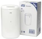 Avfallsbeholder Tork hygiene B3 5L hvit (org.nr.564000)