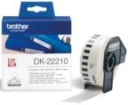Etikett Brother DK22210 29mmx30,48m papir
