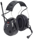 Øreklokke 3M WS Alert FM-radio SNR 32dB XH001379865