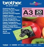 Fotopapir Brother BP71 A3 gloss (20) 260gr. BP71GA3