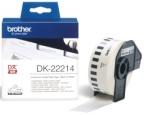 Etikett Brother DK22214 12mmx30,48m