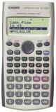 Kalkulator Casio FC-100V finans kalkulator