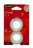 Tape SCOTCH® Crystal 12mmx10m refill (2)