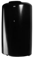 Avfallsbeholder Tork B1 50L sort plast 563008