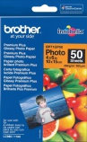 Fotopapir Brother BP71 10x15cm gloss (50) 260gr. BP71GP50
