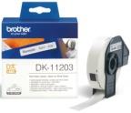 Etikett Brother DK11203 17x87mm (300) arkivmappe etikett