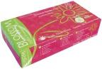 Hanske nitril L (100) pudderfri 114-922-L Blossom