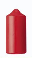 Kubbelys Duni 60x130mm rød (org.nr.148442)