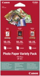 Fotopapir CANON Variety Pack 10x15cm