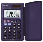 Kalkulator Casio HS-8VER lommekalkulator