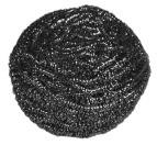 Stålullball Vileda Inox ripefri 60gr. 100201