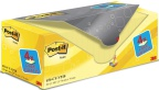 POST-IT® 76x76mm økonomi gul (20) UU001489762