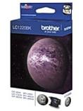 Blekk Brother LC1220BK sort 300s.