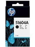 Blekk HP 51604A sort CJ3