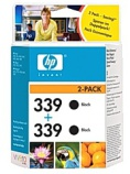 Blekk HP C9504EE serie 339 sort (2)