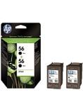Blekk HP C9502AE serie 56 sort (2)