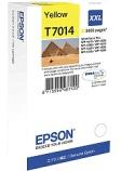 Blekk EPSON C13T70144010 XXL 3.4K gul