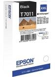 Blekk EPSON C13T70114010 XXL 3.4K sort