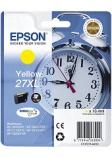 Blekk EPSON C13T27144010 XL gul