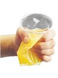 Plastglass 25cl. mykplast (50) (org.nr.225506)