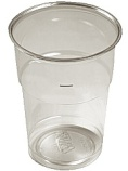 Plastglass 35cl. mykplast (50) (org.nr.235505)