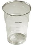 Plastglass 56cl. mykplast (50) (org.nr.240500)