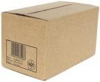 Posteske 1 250x140x140mm brun 4,9L.