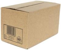 Posteske 1 250x140x140mm brun (Org.nr.1000051)